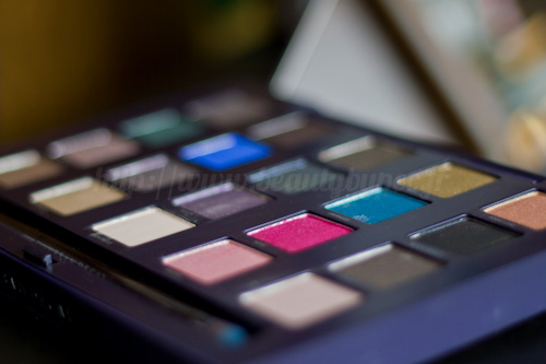 Urban Decay : Vice Palette