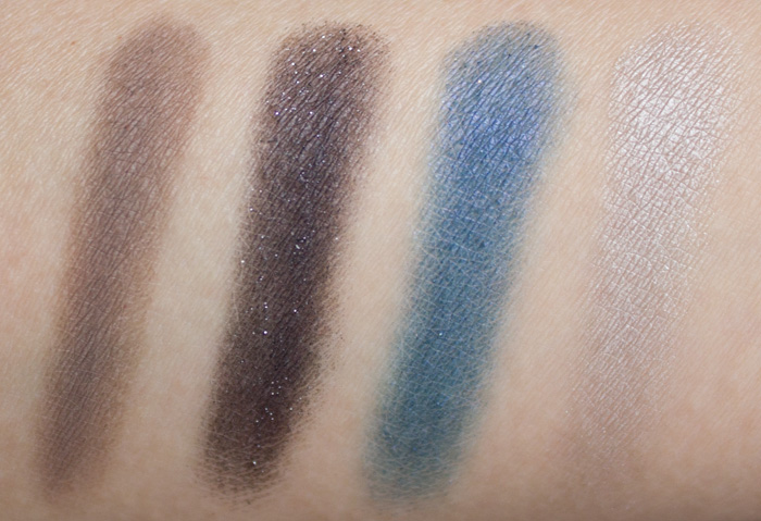 Urban Decay XX Vice Ltd Reloaded Suspend, Oil Slick, 501 & Shallow