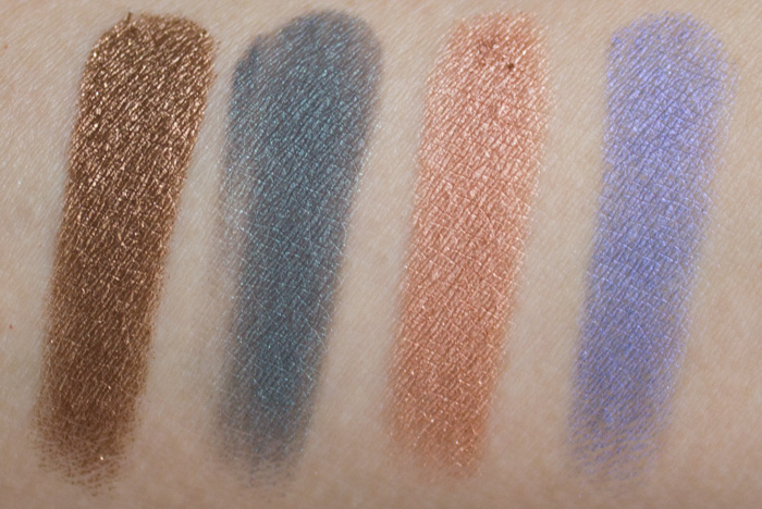 Urban Decay XX Vice Ltd Reloaded Smog Misdemeanor Moonflower UV-B