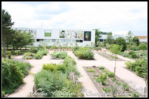 Yves Rocher Jardin Botanique & Champs de Culture Bio