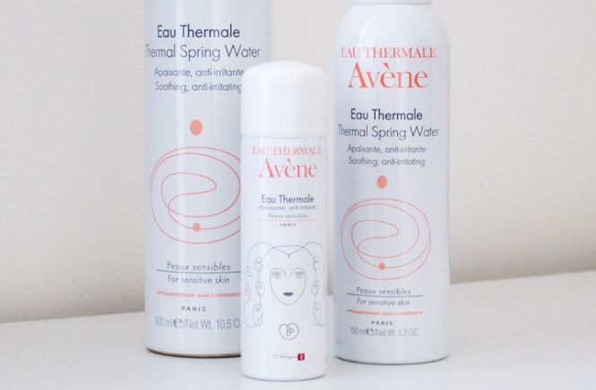 Avène : Eau Thermale Collector