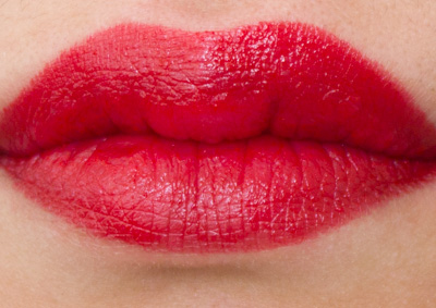 Burberry : Burberry Kisses n°109 Military Red / Rouge rouge rouge !