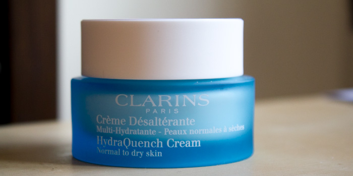 Clarins : Crème Désaltérante