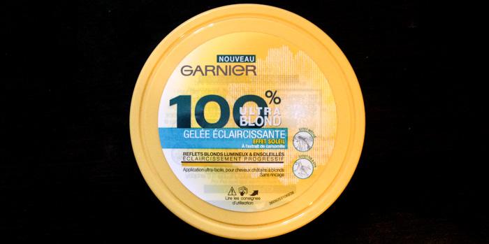 Garnier : Gelée Éclaircissante