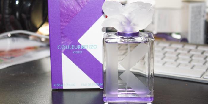 Kenzo : Couleur Violet