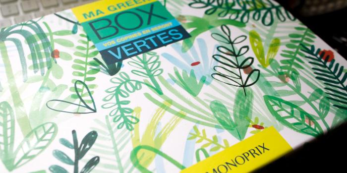 Monoprix Green Box