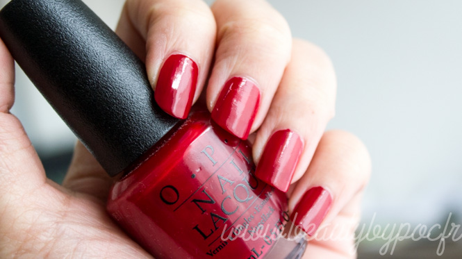 OPI : Amore at the Grand Canal - Venice Collection