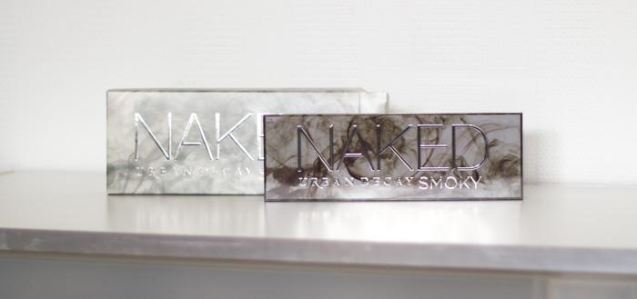 Urban Decay : Naked Smoky